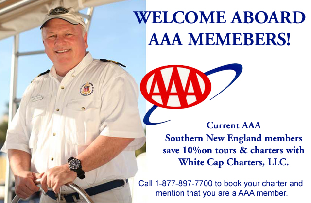 10% Discount on Crusies for AAA Southern New England members.